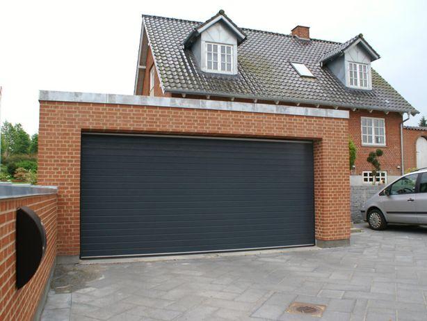 Brama garażowa segmentowa automatyczna - PROMOCJA