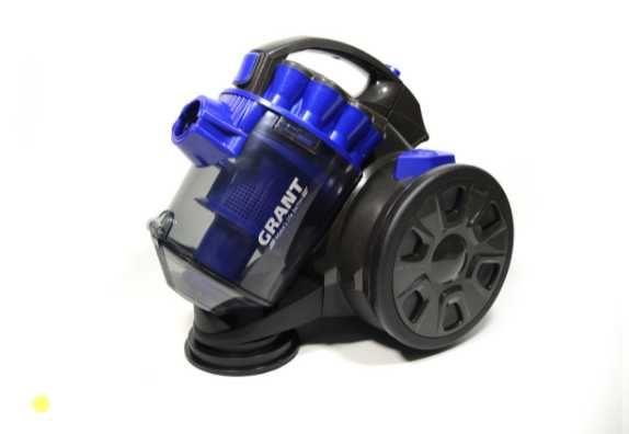 Продам пылесос без мешка GRANT GT- 1605 / 3000 Вт+универсальная щетка