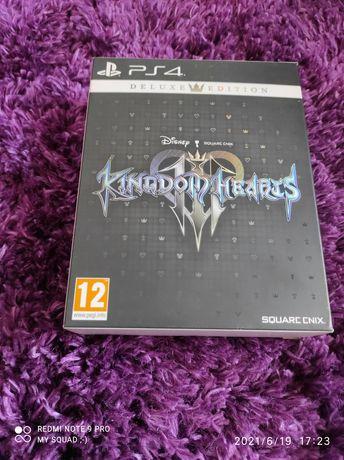 Kingdom Hearts 3 Delux