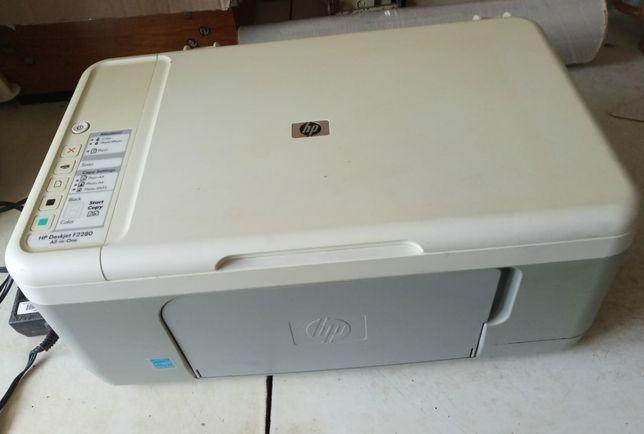 Принтер hp Deksget