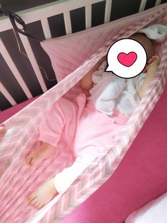 Hamak do łóżeczka dla dziecka HIT !!