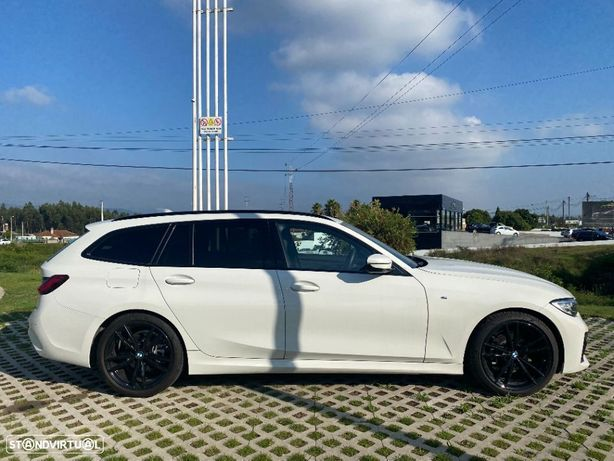 BMW 318 d Touring Pack M Shadow
