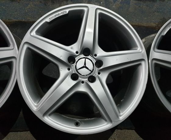 Goauto originally disks Mercedes-Benz разноширокие 5/112 r18 et48-34.5