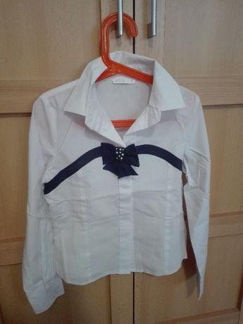 Wójcki śliczna bluzka do szkoły r. 140 Idealna na początek roku!