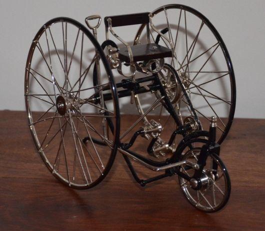 Bicicleta - Réplica Royal Salvo de 1881