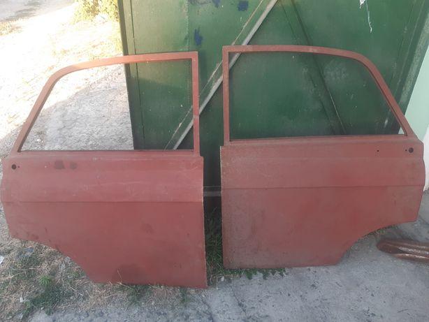 Двери задние  москвич 408-412