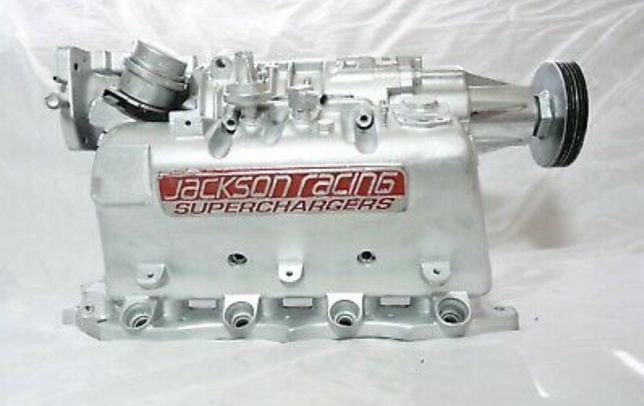 Turbo compressor Jackson racing série B