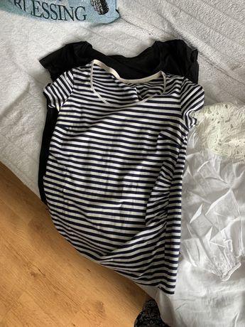 Spodnie bluzki ciążowe zamienię