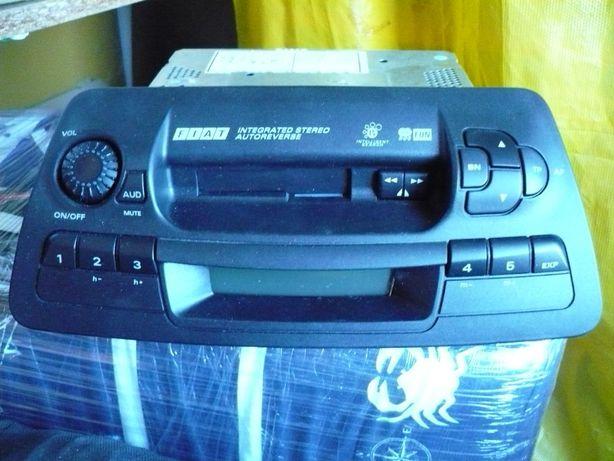 Radiomagnetofon FIAT