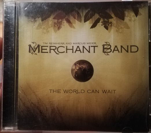CD Merchant Band The World Can Wait