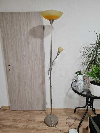 Lampa pokojowa stojąca wysoka