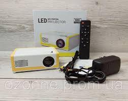 Портативный мультимедийный проектор LED А100 Mini