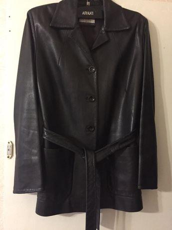 Куртка кожаная Via Vespucci