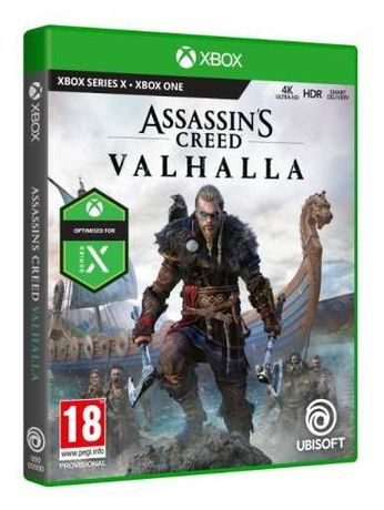 Assasins Creed Valhalla Xbox Series X