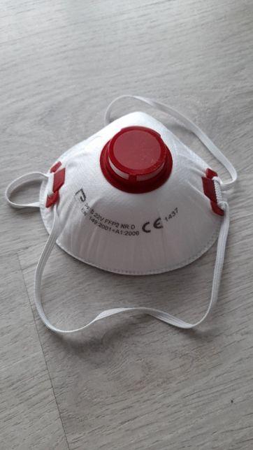 półmaska filtrująca pfs 22v ffp2 nr d (27sztuk)