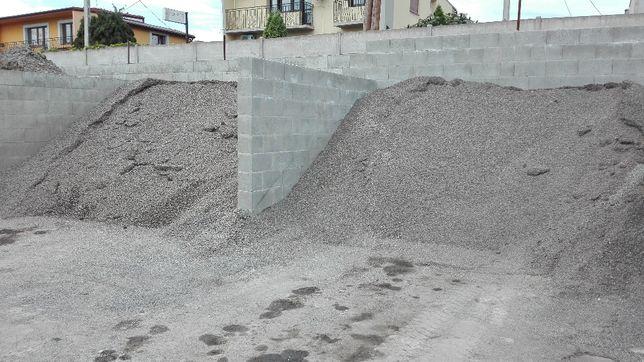 Kruszywo budowlane, wysiewka - grys, kliniec, tłuczeń, Bielsko-Biała