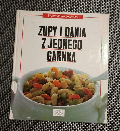 Zupy i dania z jednego garnka - Vademecum smakosza