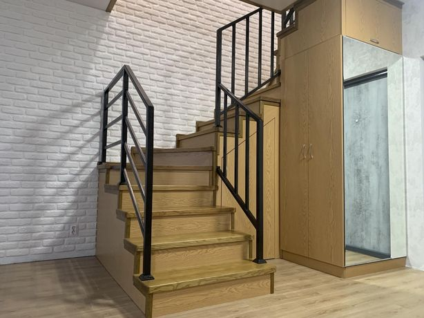 Лестницы на заказ. (Металл, дерево)