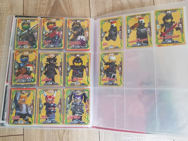 Album lego ninjago seria 3 LE