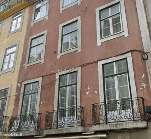 Investimento no centro histórico de Lisboa