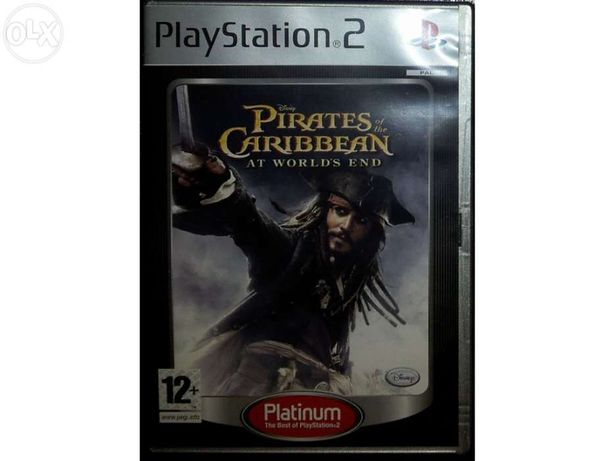Pirates of the Caribean at worlds end