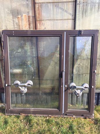 Okna aluminiowe z demontażu.