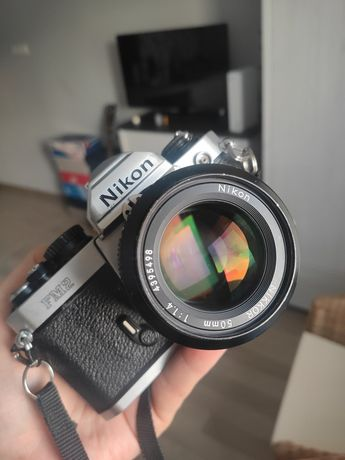 Nikon FM2 + Nikkor 50mm f/1.4