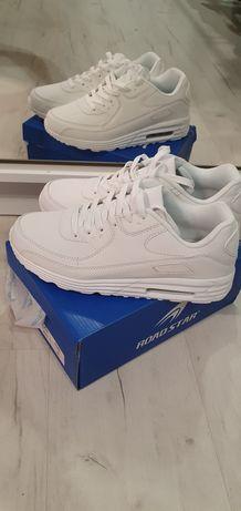 Nowe białe air maxx 41