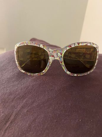 Okulary dla dziecka Hello Kitty+GRatis