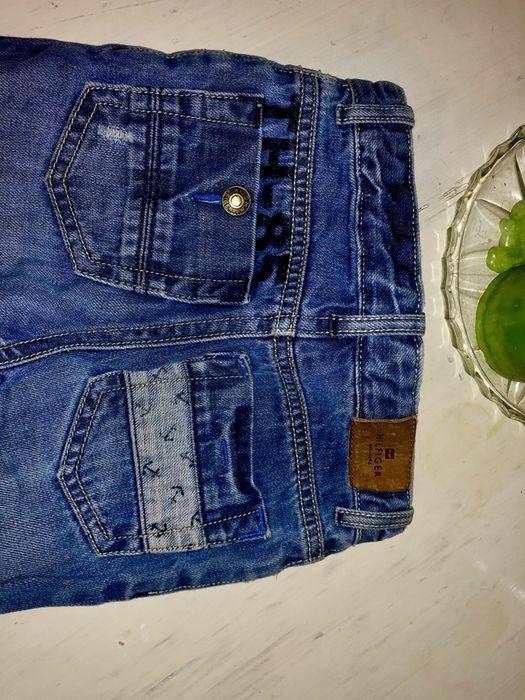 Tommy Hilfiger jeansy rurki 4 lata Szczyrk - image 1