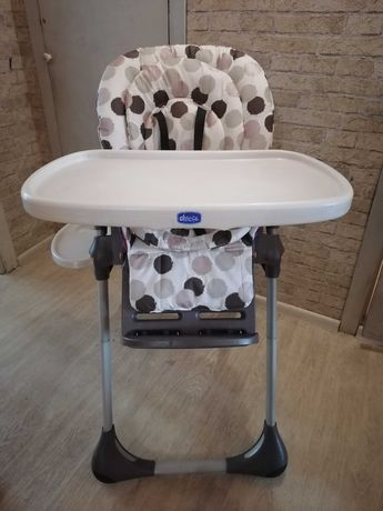 Chicco polly 2в1 стільчик для годування (крісло столик стульчик)