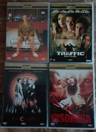 DVD's Vários
