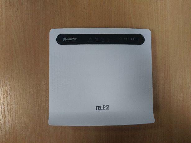 4G LTE WI-FI роутер Huawei B593