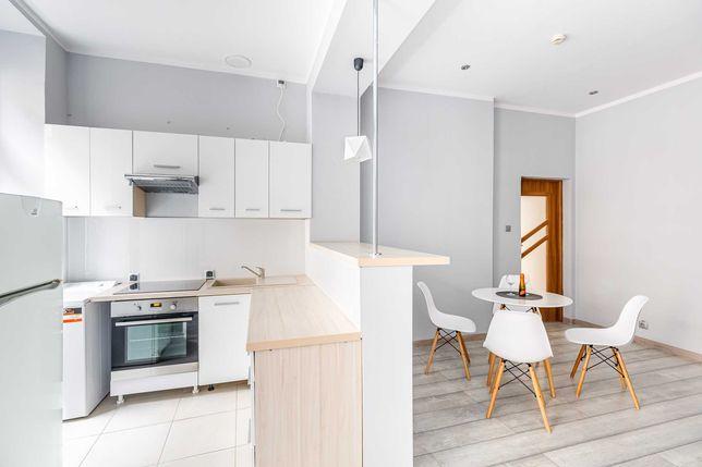Gotowiec inwestycyjny 2 pokojowe mieszkanie w Centrum Szczecina