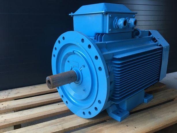 Silnik elektryczny 55 kW ABB 1400 obr/min w obudowie 45 kW