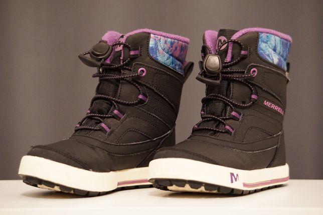 Buty zimowe dziecięce Merrell 29