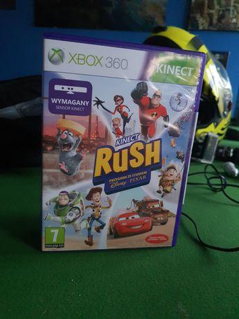 Rush Xbox 360 kinect Po Polsku Disney Pixar x360 kinekt dla dzieci