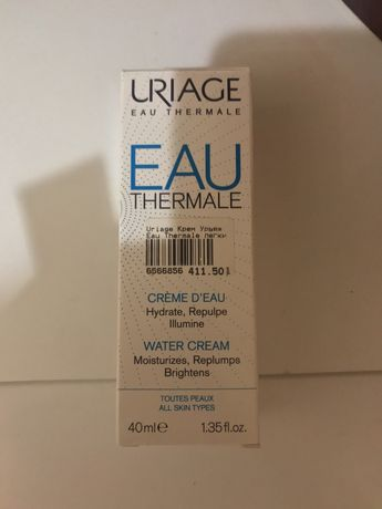 Uriage thermale крем