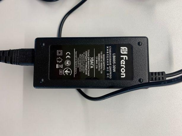 Блок питания к светодиодной ленте 12В 30Вт/драйвер/трансформатор