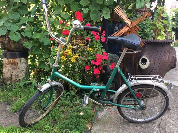Składak rower 20'' [OKAZJA!!]
