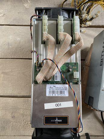 ASIC Antminer T9 Bitmain sub-model 11.5T