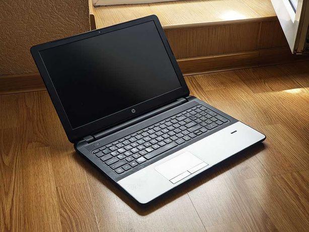 Мощный HP Probook 15.6 / 4 ядра / 6 ГБ / 2 Видеокарты / 4 часа