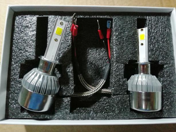 Lâmpadas LED H1 6500K