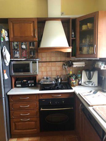 Kuchenny narożny zestaw mebli+AGD