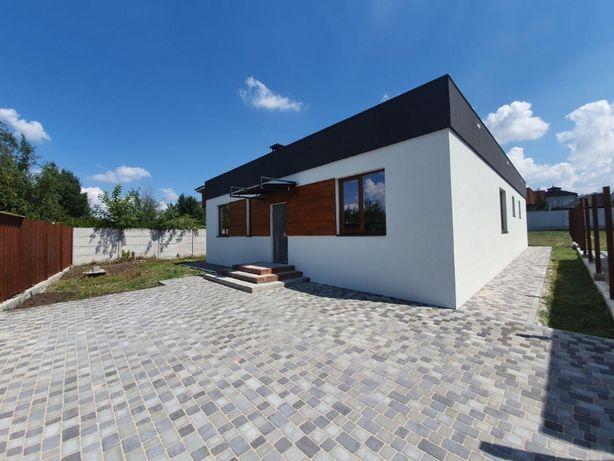 Продам новый Дом 127м2 в Новоалександровке под финишную отделку.120ты