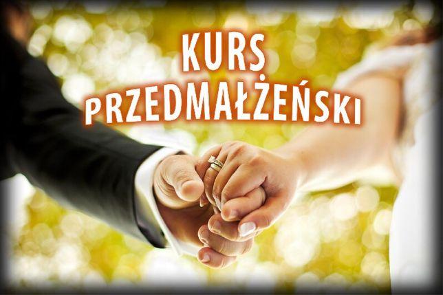 Ślub i wesele zaświadczenia nauki przedmałżeńskie! Weekendowe