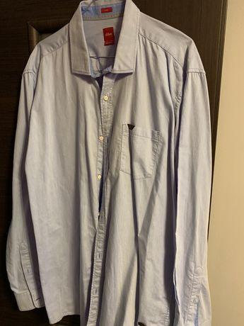 Koszule niebieska s.oliver