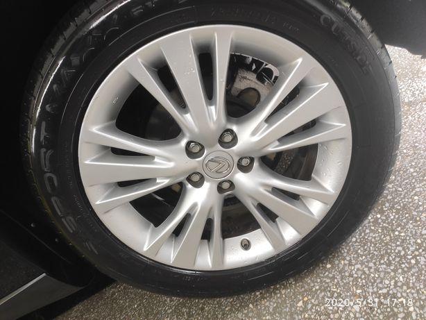 Колеса зимние Lexus RX, Toyota Highlander, r19 235\55\19 Continental