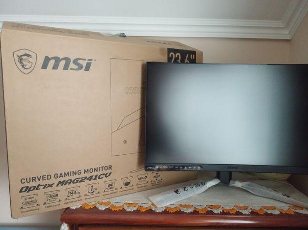 """Led монітор ігровий 24""""- Msi optix mag241cv"""