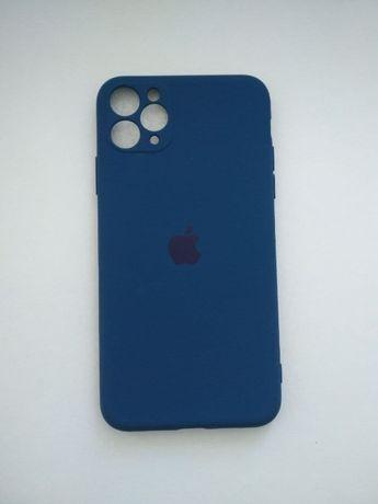 Чехол Apple Silicone Case для iPhone 11 Pro Max Original